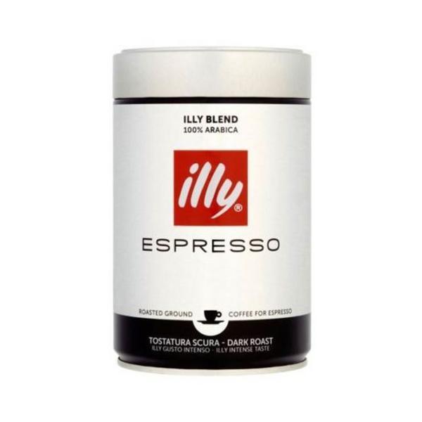 Ground Dark Roast Coffee