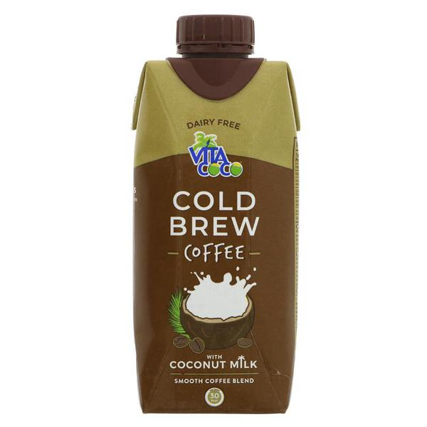Cold Brew Coconut Coffee Vegan