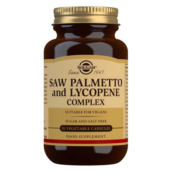 Saw Palmetto,Opuntia & Lycopene Complex Vegan