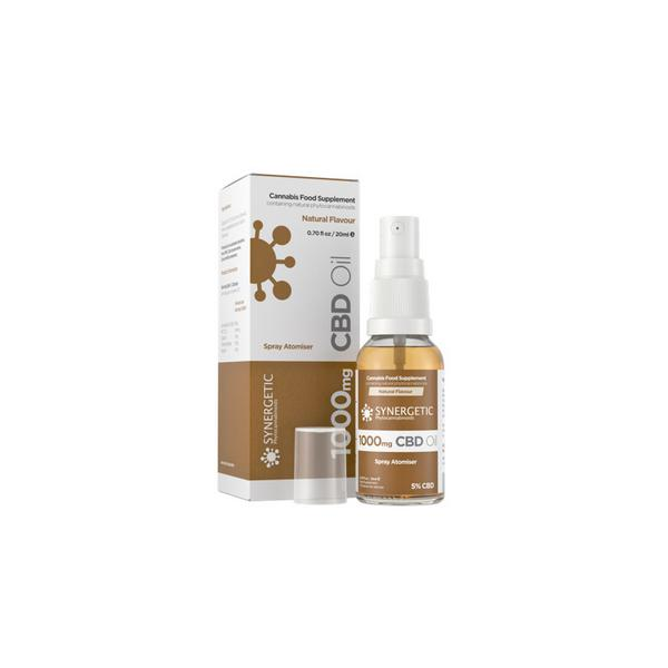 1000mg Natural CBD Oil