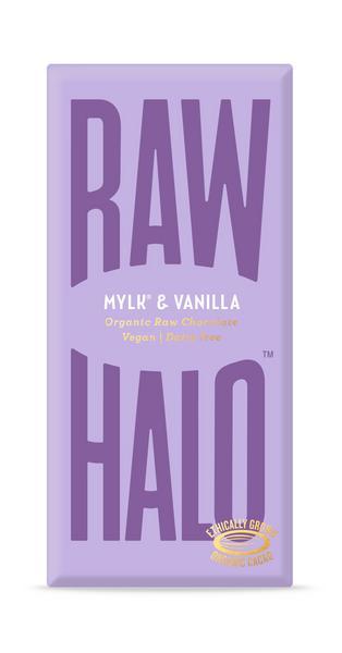 Raw Chocolate Mylk & Vanilla Vegan, ORGANIC
