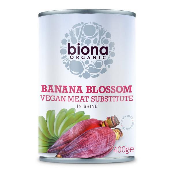 Banana in Brine Blossom Vegan, ORGANIC