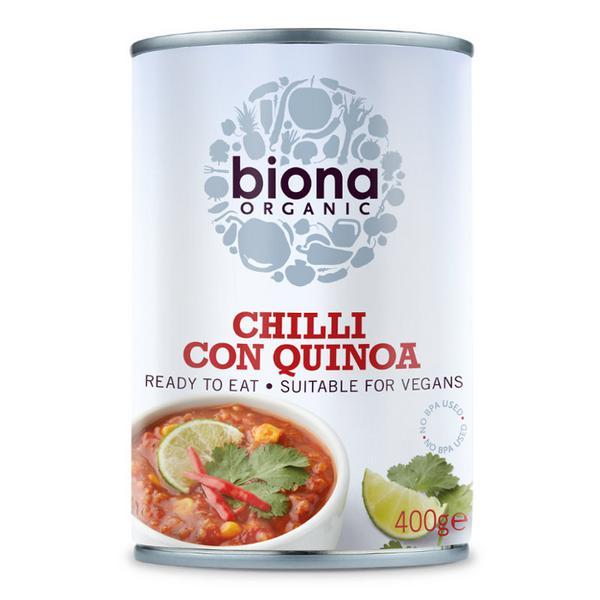 Chilli Con Quinoa Vegan, ORGANIC