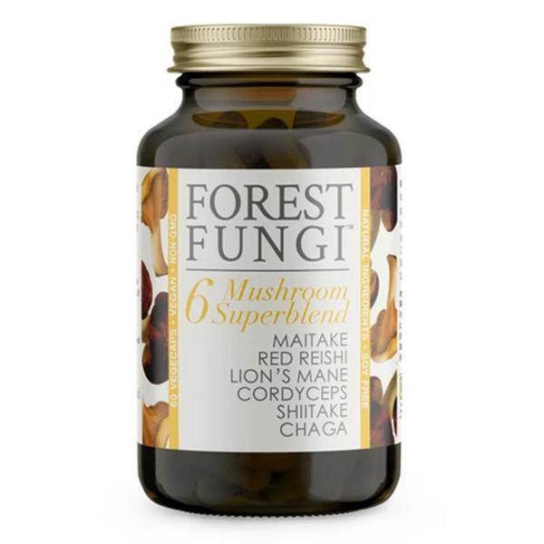 Forest Fungi Supplement Vegan