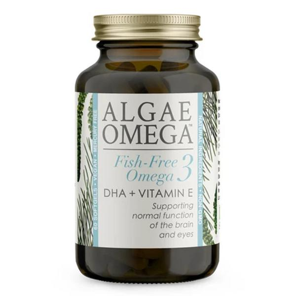 Algae Omega Supplement Vegan