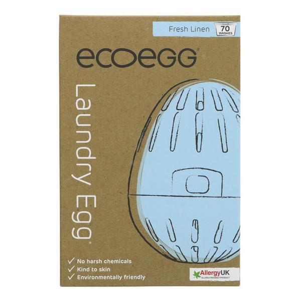 Fresh Linen Laundry Egg Vegan
