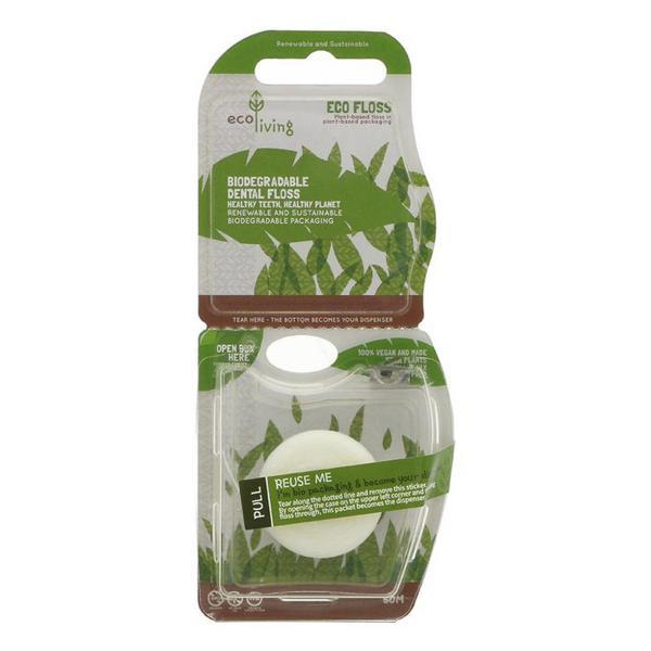 Plant Based Dental Floss Vegan