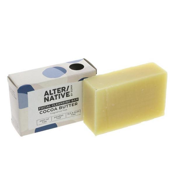Cocoa Butter Facial Soap Vegan image 2