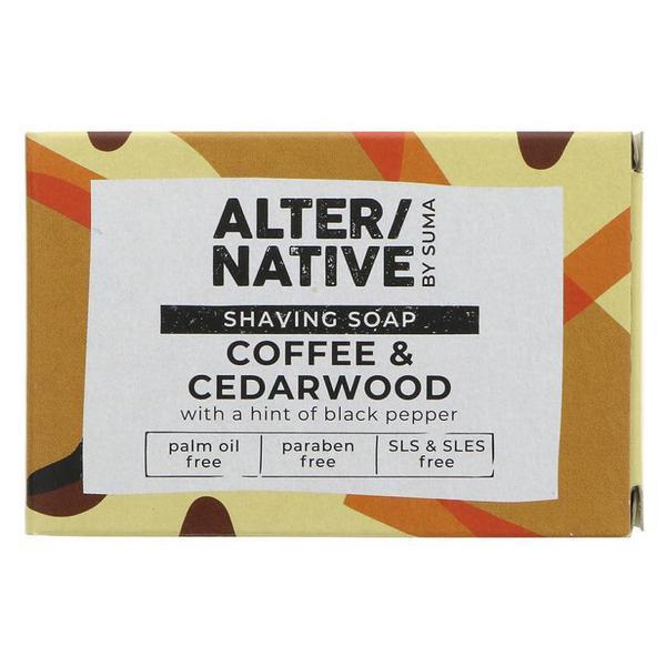 Cedarwood Shaving Soap Vegan