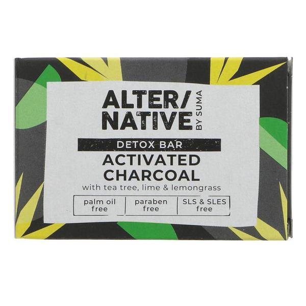 Charcoal Soap Bar Vegan