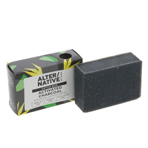 Charcoal Soap Bar Vegan image 2