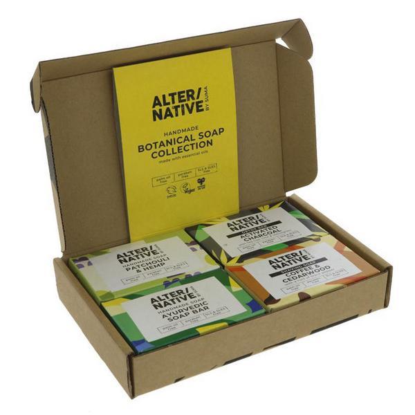 Alternative Soap Gift Set Vegan