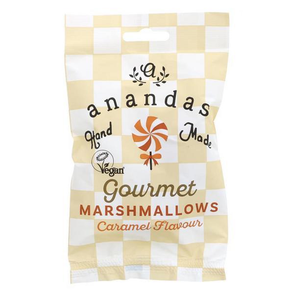 Caramel Marshmallows Gluten Free, Vegan