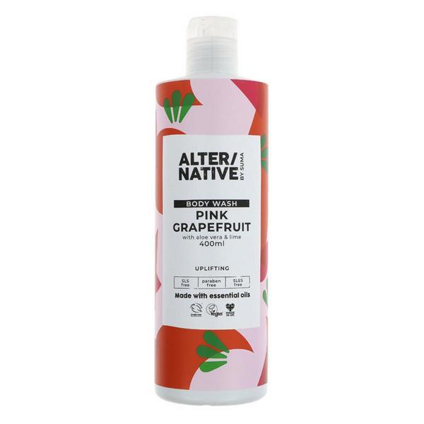Pink Grapefruit & Aloe Body Wash Vegan