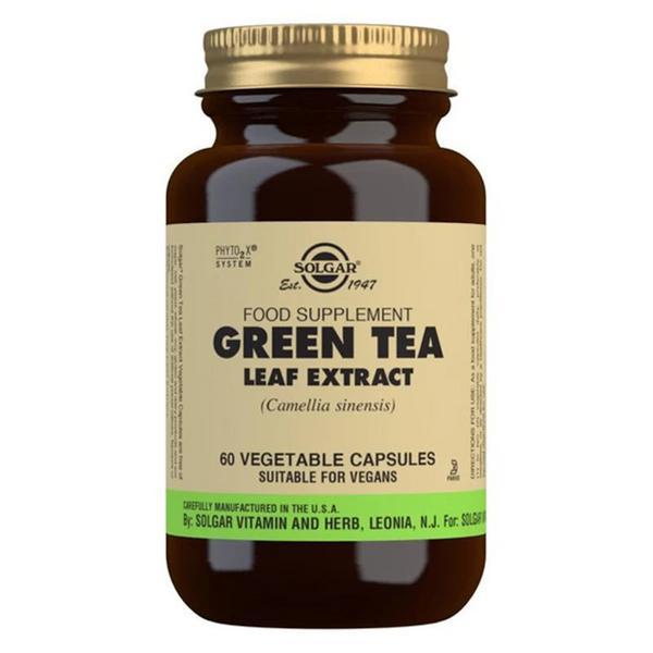 Green Tea Herbal Formula Standardised Full Potency Vegan