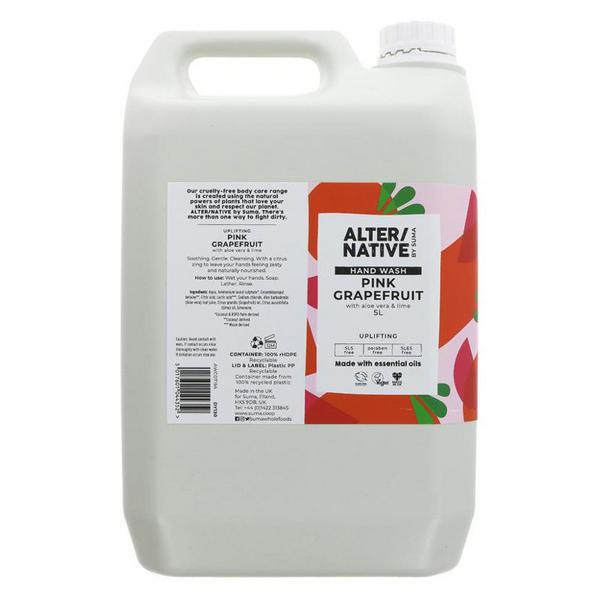 Pink Grapefruit & Aloe Hand Wash Vegan
