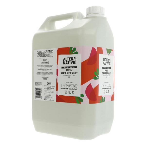 Pink Grapefruit & Aloe Hand Wash Vegan image 2