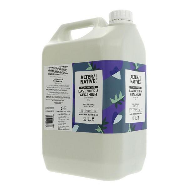 Lavender & Geranium Conditioner Vegan image 2