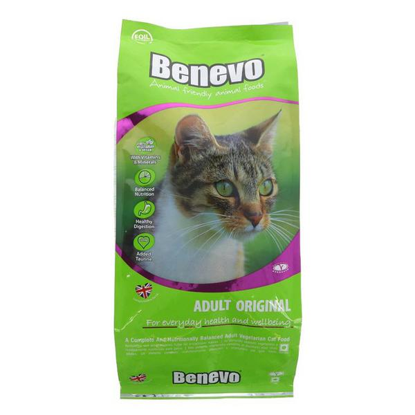 Adult Cat Food Vegan, ORGANIC