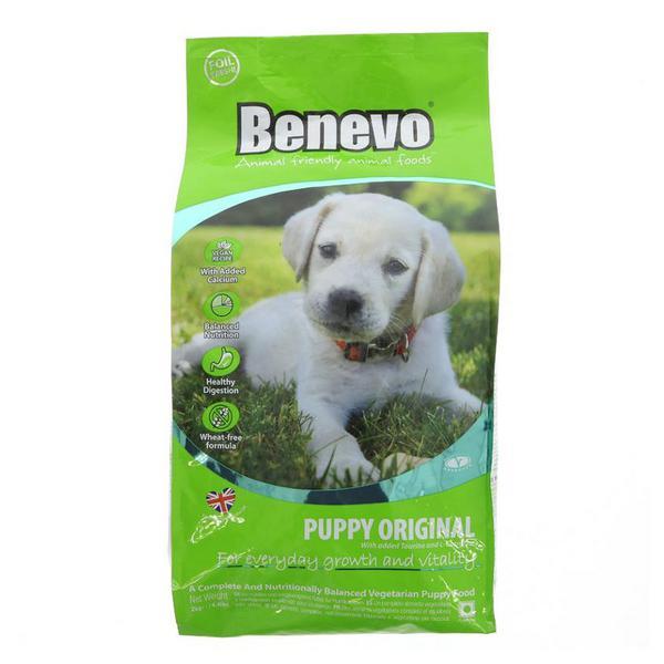 Puppy Dog Food Vegan