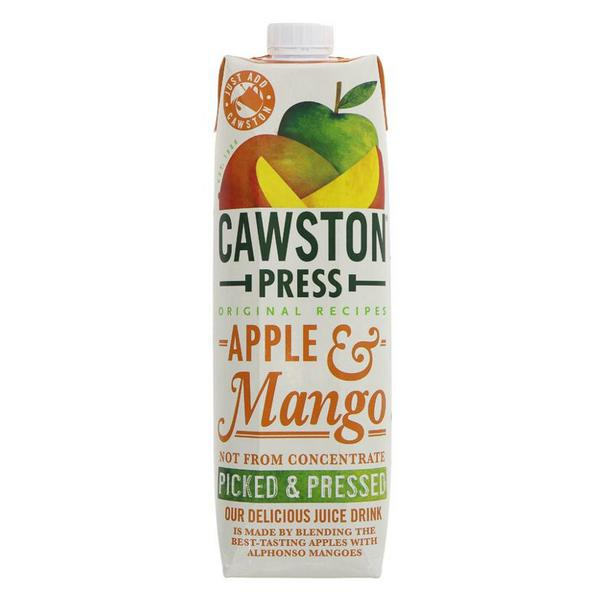 Apple & Mango Juice Gluten Free, Vegan