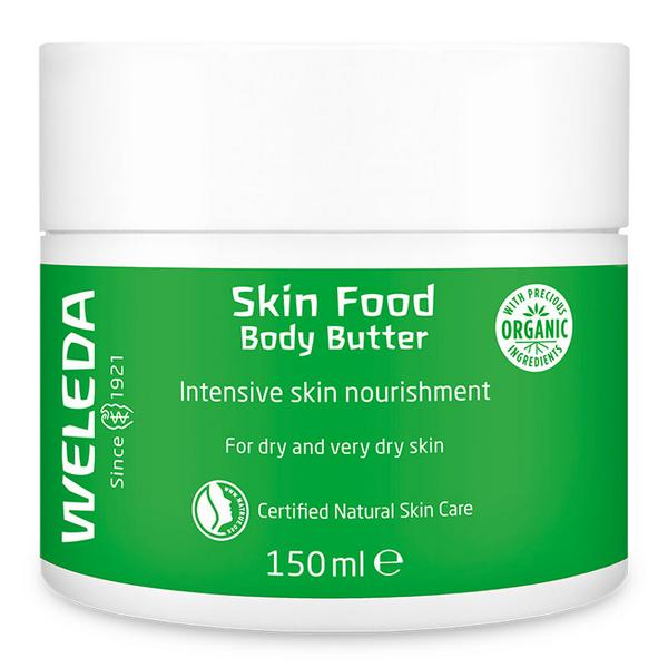 Body Butter Skin Food