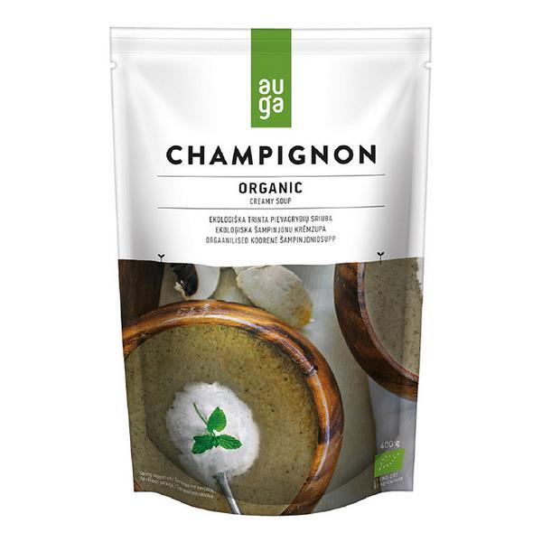 Champignon Soup Vegan, ORGANIC
