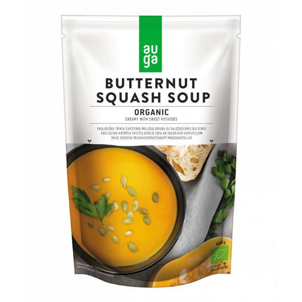 Butternut Squash Soup Vegan, ORGANIC