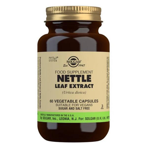 Nettle Leaf Extract Capsules Vegan