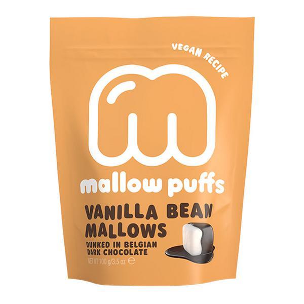 Vanilla Bean Marshmallows Vegan