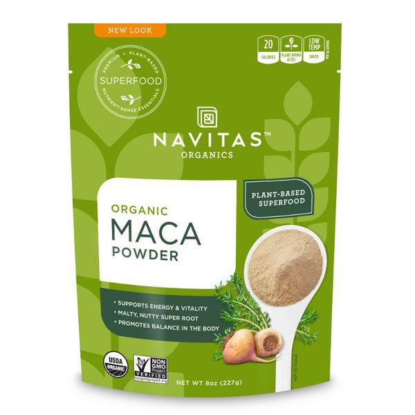 Maca Powder Gluten Free, Vegan, ORGANIC
