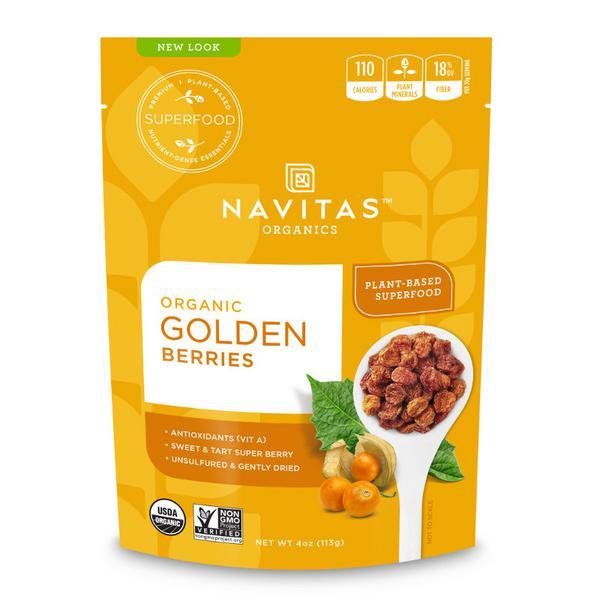 Golden Berries Gluten Free, Vegan, ORGANIC