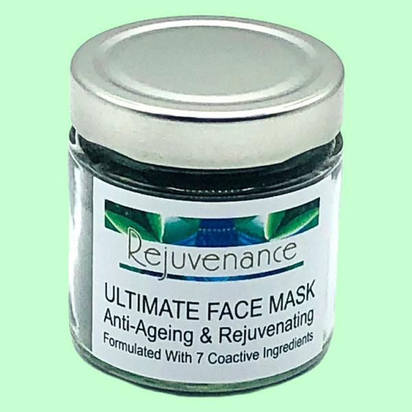 Rejuvenance Ultimate Face Mask Vegan, ORGANIC