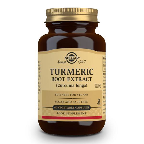 Turmeric Standardised Full Potency Herbal Product Vegan