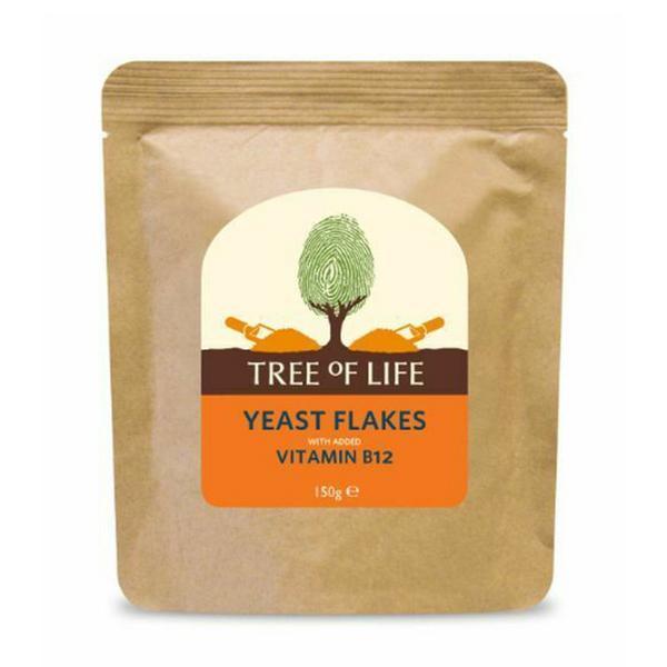 Nutritional Yeast Vitamin B12 Vegan