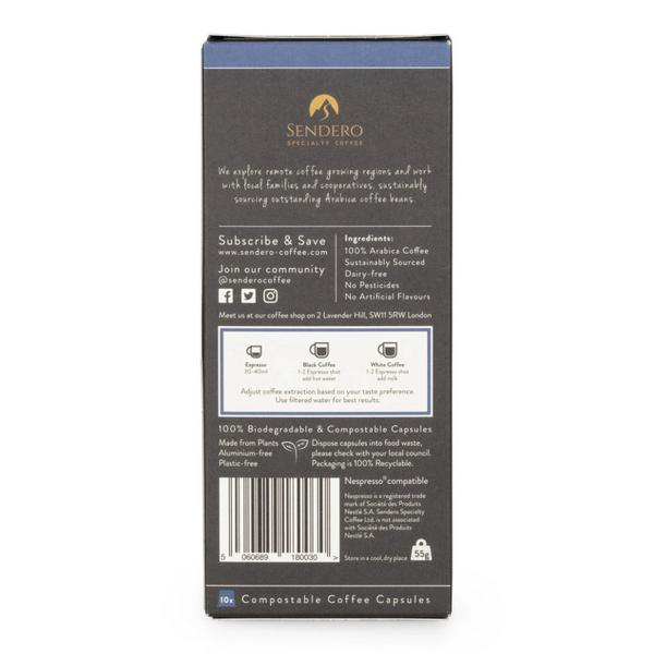 Brazil Compostable Coffee Capsules Decaffeinated  image 2