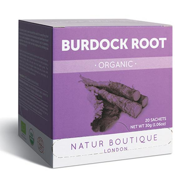 Burdock Root Tea Vegan, ORGANIC