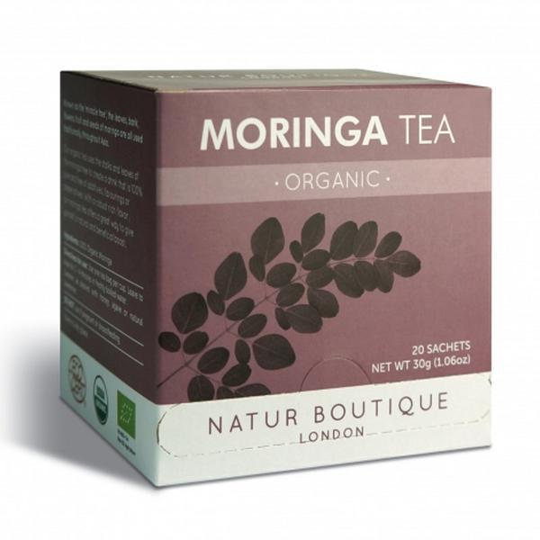 Moringa Tea Vegan, ORGANIC