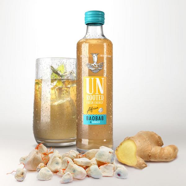 Baobab & Ginger Drink Vegan image 2