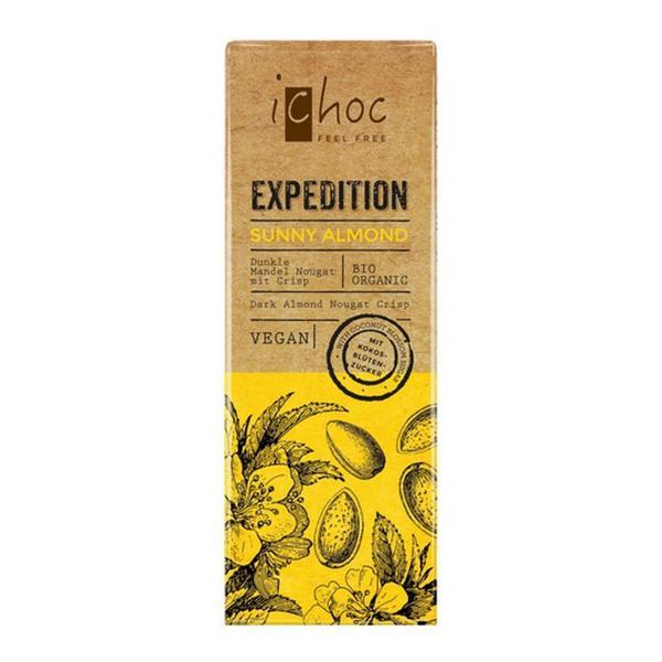 Sunny Almond Expedition Chocolate Vegan