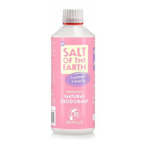 Lavender & Vanilla Natural Deodorant Refill Vegan