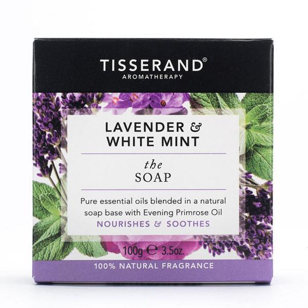 Lavender & White Mint Soap