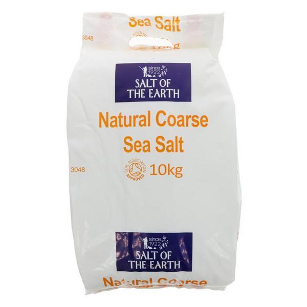 Coarse Sea Salt Vegan
