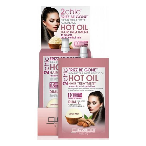 Hot Oil Hair Treatment Vegan