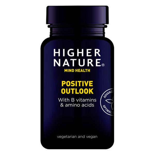 Supplement Positive Outlook Vegan