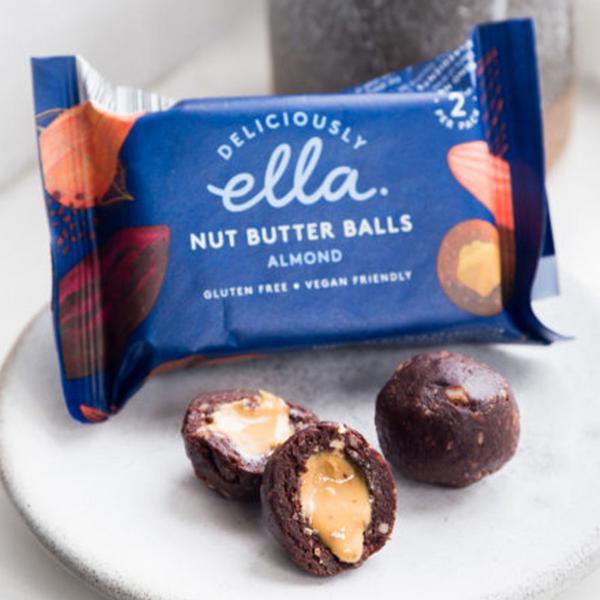Almond Nut Butter Balls Gluten Free, Vegan image 2