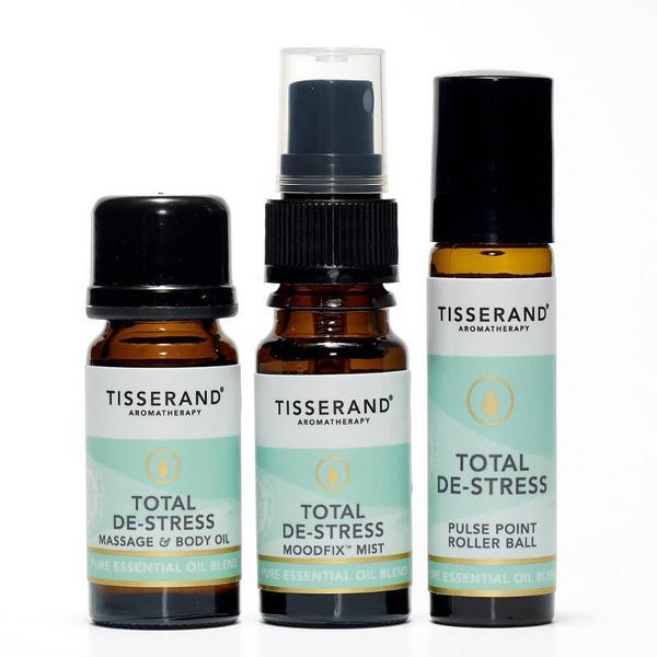 3 Step De-Stress Kit Geranium,Orange & Nutmeg Vegan image 2