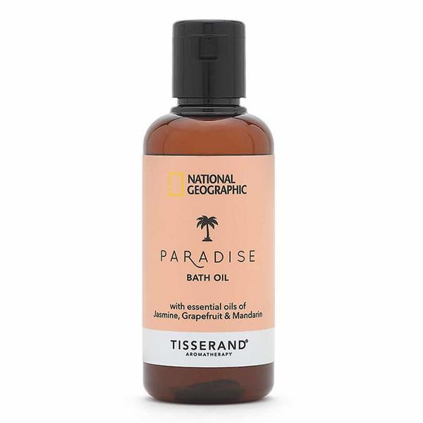 Paradise Bath Oil Jasmine,Grapefruit & Mandarin