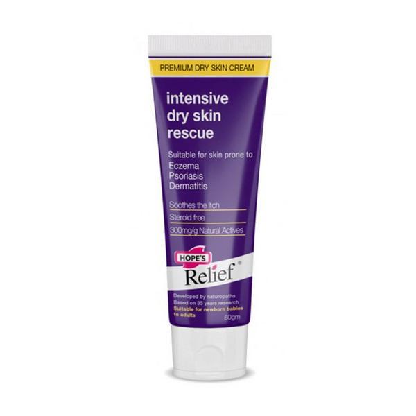 Intensive Dry Skin Rescue Cream
