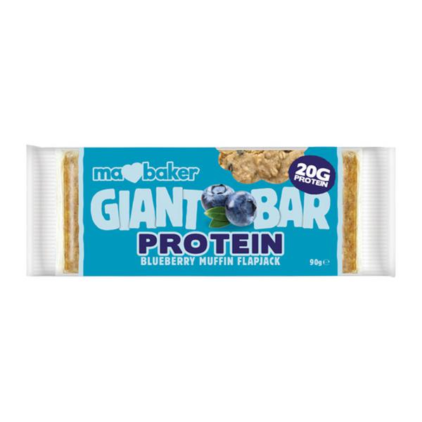 Blueberry Muffin Protein Flapjack Giant Bar